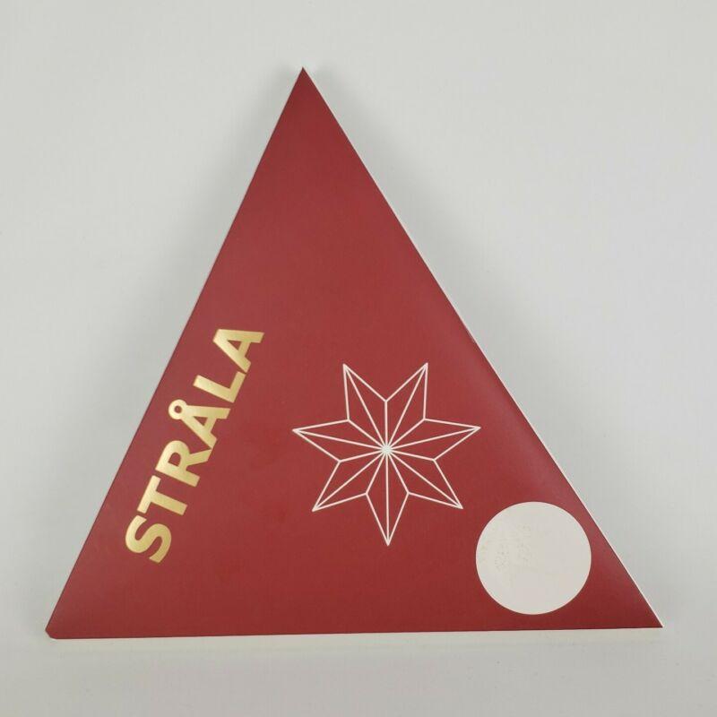 "Ikea STRALA Lamp Shade, Lace White 19"" 904.786.34"