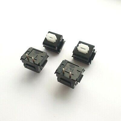 (new) 500x Alps white SKCM keyboard replacement switch