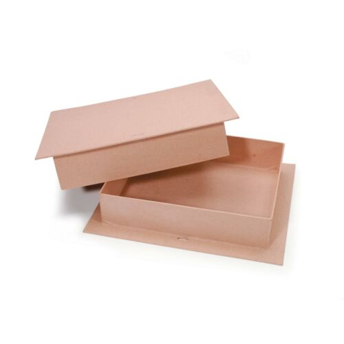 Paper Mache Boxes - Square and Rectangle