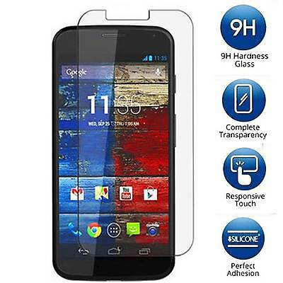 Tempered Beaker Screen Protector Guard Shield Cover For Motorola Moto X (1st Gen)