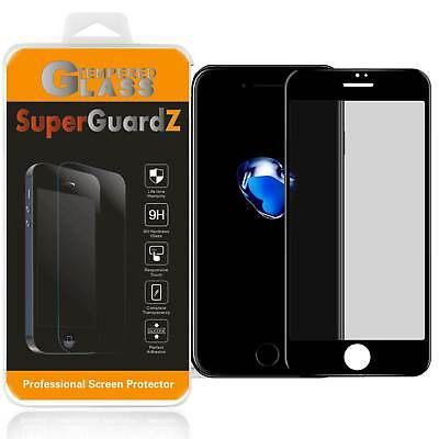 Privacy Anti-Spy Engrossed COVER Tempered Glass Screen Protector For iPhone 7 Plus