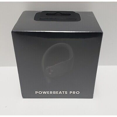Beats by Dr. Dre Powerbeats Pro Ear-Hook Wireless Headphones - Black (New)