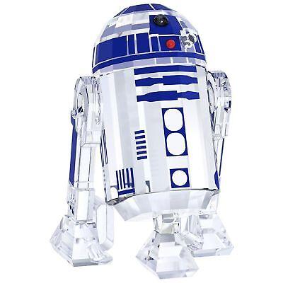 SWAROVSKI STAR WARS R2-D2 FIGURINE 5301533 NIB Authentic