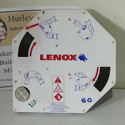 Lenox Band Saw Blade 12 X 10t X 100 Coil 1st Quality Sharp - Mfg Date 0420