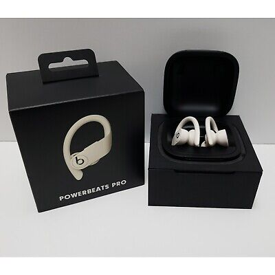 Beats by Dr. Dre Powerbeats Pro Ear-Hook Wireless Headphones - Ivory