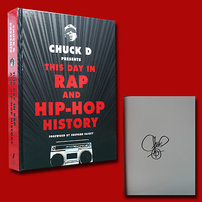 This Day In Rap And Hip Hop History Signed Chuck D