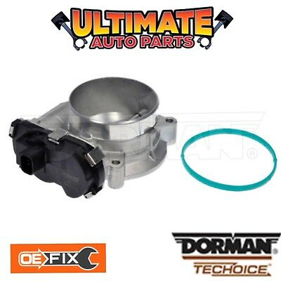 (Upgraded) Throttle Body Valve (5.3L, V8) for 06-07 Buick Rainier Buick Rainier Throttle Body