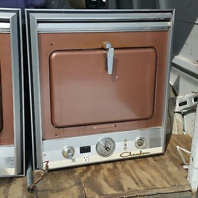 Chambers In-a-Wall Imperial Oven OER-900 OER2-900 Built-Ins Vintage Electric