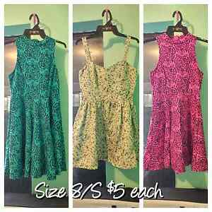 Dresses - Size 8/Small Hamley Bridge Wakefield Area Preview