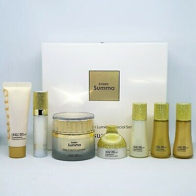 SU:M37 LosecSumma Elixir Cream Lumiere Special Set 9 Items Anti Aging K-Beauty