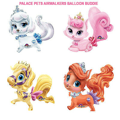 Disney Princess Palace Pets Buddy AIR WALKER Balloon Birthday Party Supplies AWK - Palace Pets Birthday Party