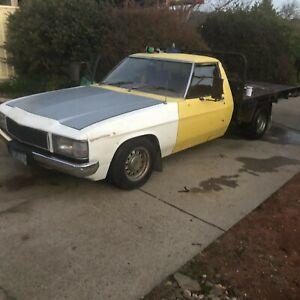 1978 Holden hz one tonner 308