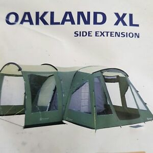 Outwell Oakland XL 5 man Tent plus accessories