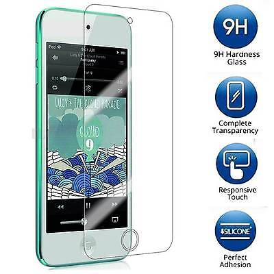 Tempered Glass Screen Protector Guard Shield Cover Saver For iPod Touch 6 5 Ipod Screen Guard