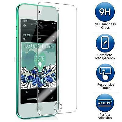 Ipod Screen Guard (Tempered Glass Screen Protector Guard Shield Cover Saver For iPod Touch 6 5)