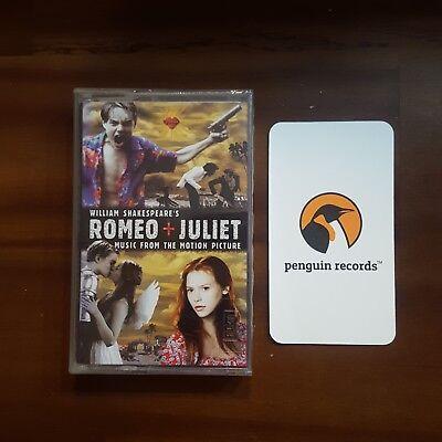 ROMEO & JULIET - O.S.T. CASSETTE TAPE KOREA EDITION BRAND NEW SEALED