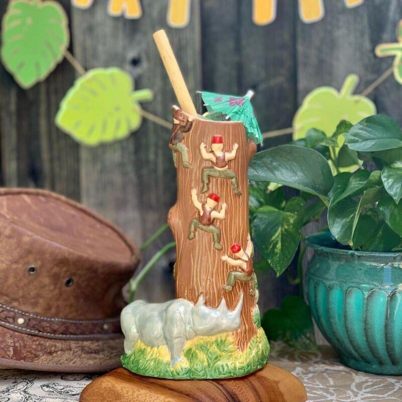Missing The Point Tiki Mug disney jungle