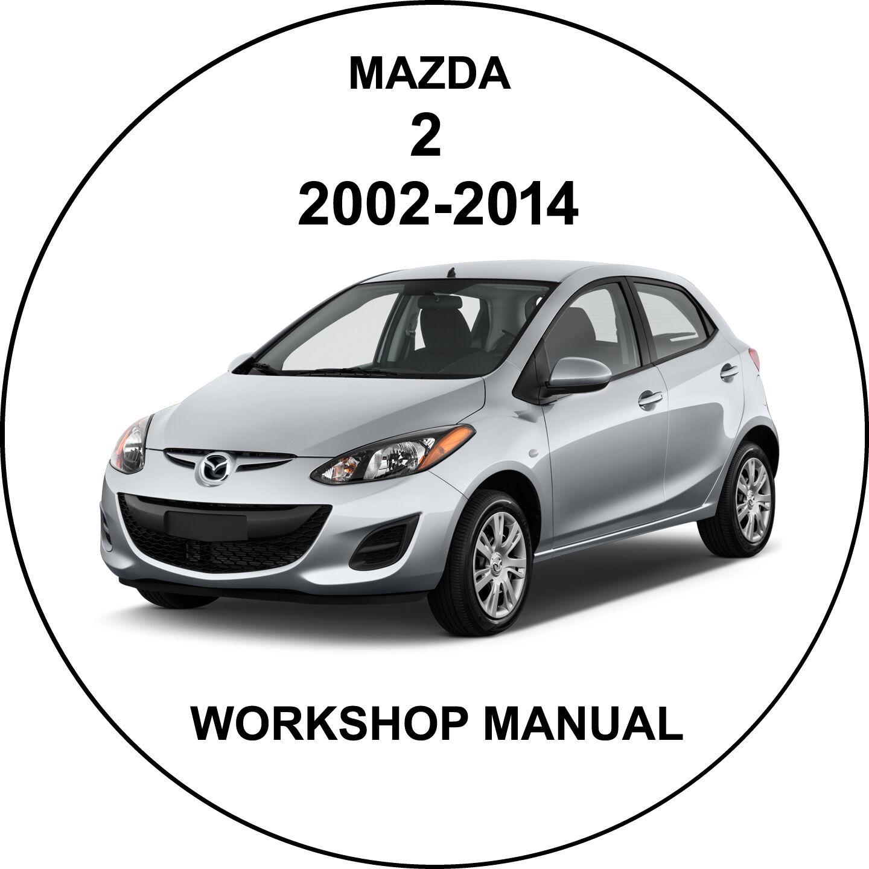 mazda 2 2002 2014 workshop service repair manual 192246461870 rh extensivefad top 2015 Mazda Demio 2001 Mazda Demio