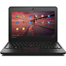"""Lenovo 11.6"""" Chrome OS Laptop Intel Celeron 1.5GHz 4GB 16GB SSD - ThinkPad X131e"""