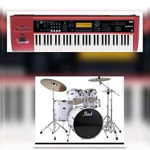drummer / keyboard player wanted for indonesian church band Hurstville Hurstville Area Preview
