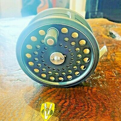 First Edition Hardy JLH Ultralite Salmon Spey Fly Reel with Floating Spey Line