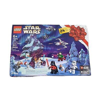 LEGO 75279 Star Wars Advent Calendar 311 pcs New Sealed