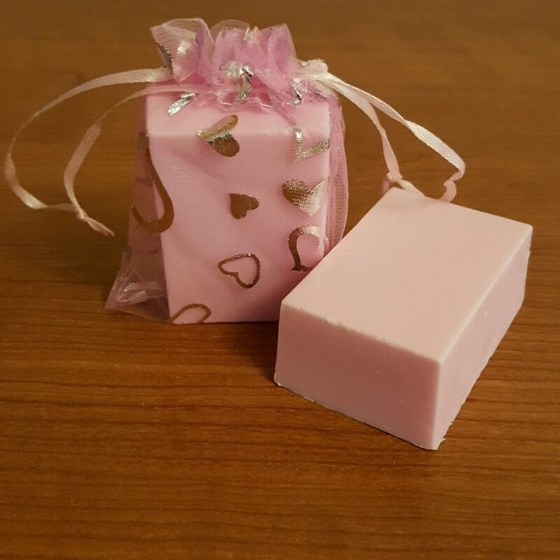 Handmade Soap Scented Carnation