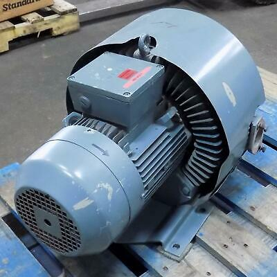 Siemens 3ph 4.6kw Regenerative Blower Elmo-g 2bh151c-1hk53