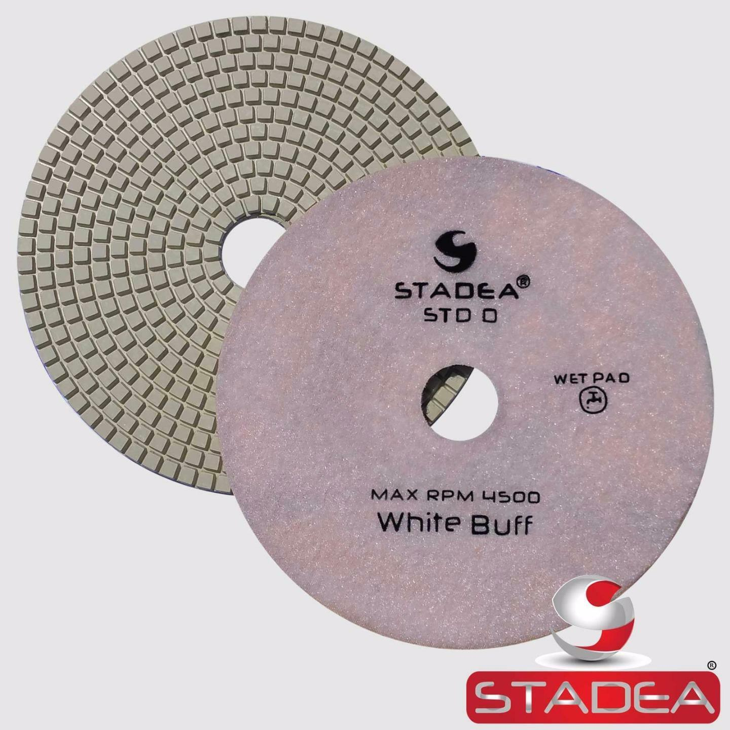 Details About Stadea Diamond Polishing Pads 7 Inch For Marble Concrete Stones Terrazzo Granite