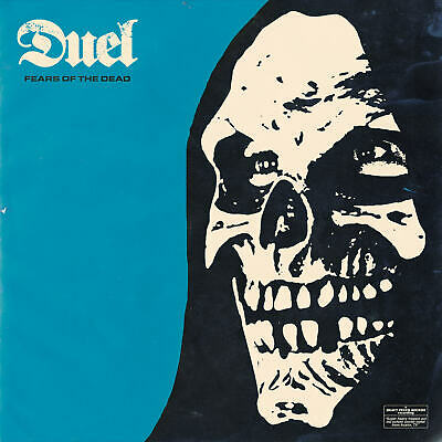 Duel - Fears of the Dead (black record)