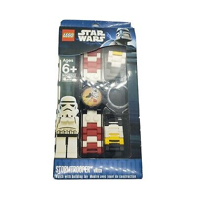 Lego Disney STAR WARS Stormtrooper Buildable Watch - No Minifigure