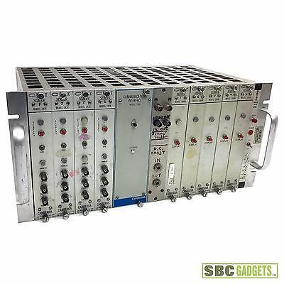 Ortec 401a Bin W 402a Power Supply 4 Model 1476 5 Model 1484a