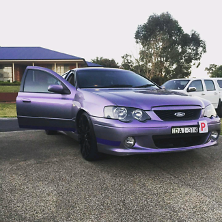 2005 Ford Falcon BA XR6 MKII
