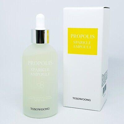 TOSOWOONG Propolis Sparkle Ampoule 100ml Anti Aging Moisture Nutrition K-Beauty