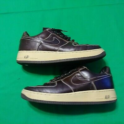 Rare Vintage NIKE AIR FORCE ONE 1 82 Mardi Gras Mens Size 8