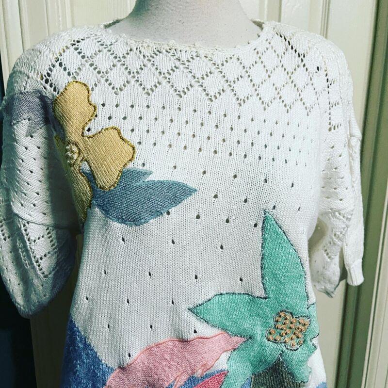 20 Ans By Mariea Kim 70-80s Sweater