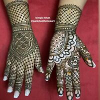 Professional Bridal/Party Henna Artist in GTA. Call 9058669463