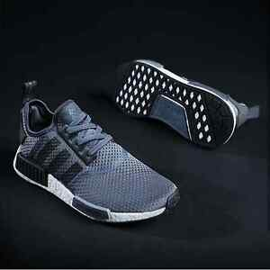 Nmd Dark Navy UK Edition size US 9.5 Melbourne CBD Melbourne City Preview