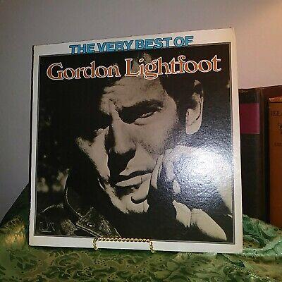 GORDON LIGHTFOOT ~ THE VERY BEST OF GORDON
