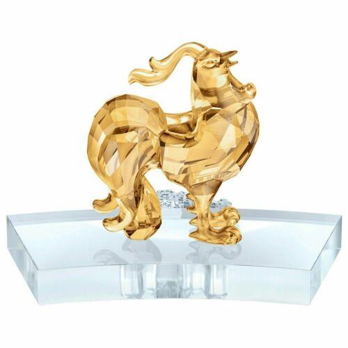 Swarovski Chinese Zodiac Rooster MIB #5378358