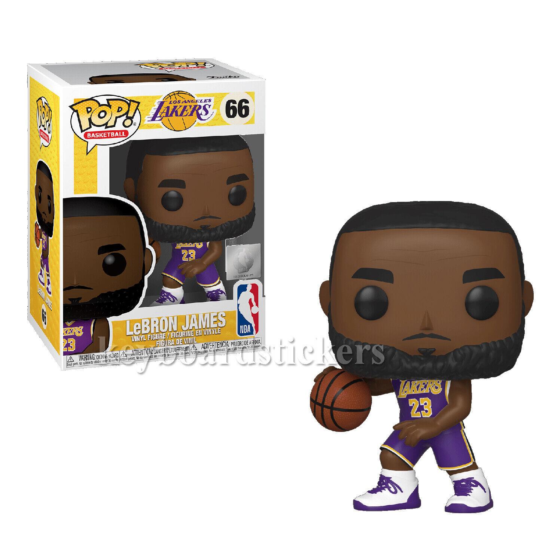 FUNKO POP! NBA Lebron James LA Lakers