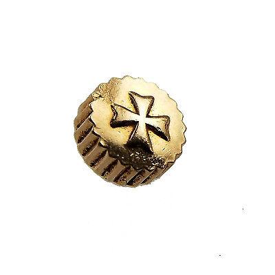 VACHERON CONSTANTIN 18K SOLID ROSE GOLD CROWN 3.90MM
