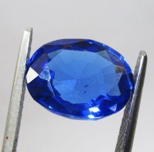 Blue Topaz Loose Gemstone Certified  7.93 Ct