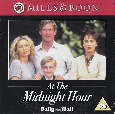 037  PROMO DVD MILLS & BOON  At The Midnight Hour - Patsy Kensit S MacCorkindale for sale  Shipping to South Africa