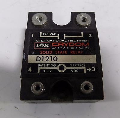 Crydom Solid State Relay D1210