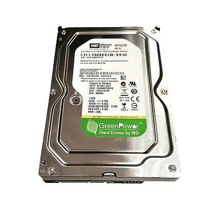 Western Digital 1TB Internal Hard Disk Drive 3.5