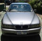 2003 BMW E39 525i AUTOMATIC Thornlie Gosnells Area Preview