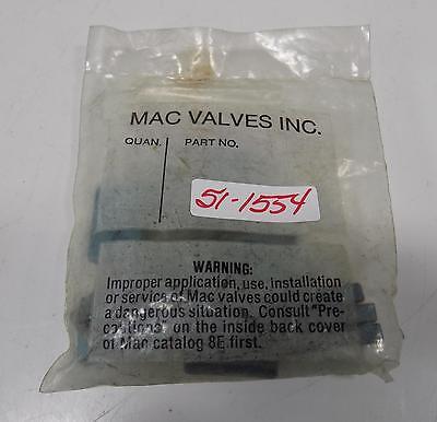 Mac Pneumatic Valves N-61002 8500 R21176 Nib