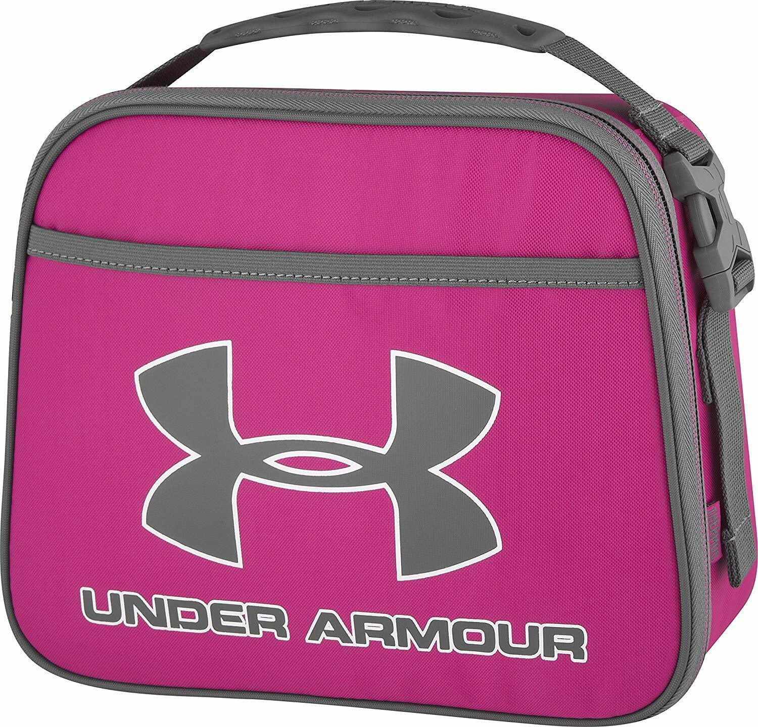 under armour insulated crush resistant lunch kit