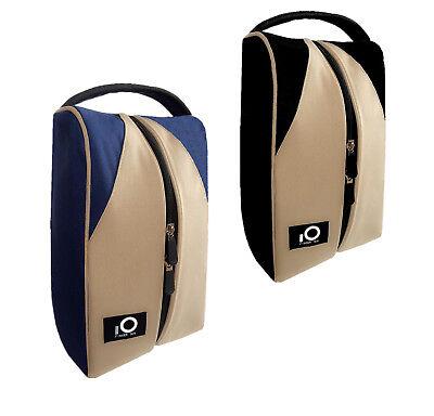 Golf Shoe Bag Men Women Deluxe Canvas Big Size Pack Set Finger Ten US Stock